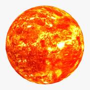 Solen 4K 3d model