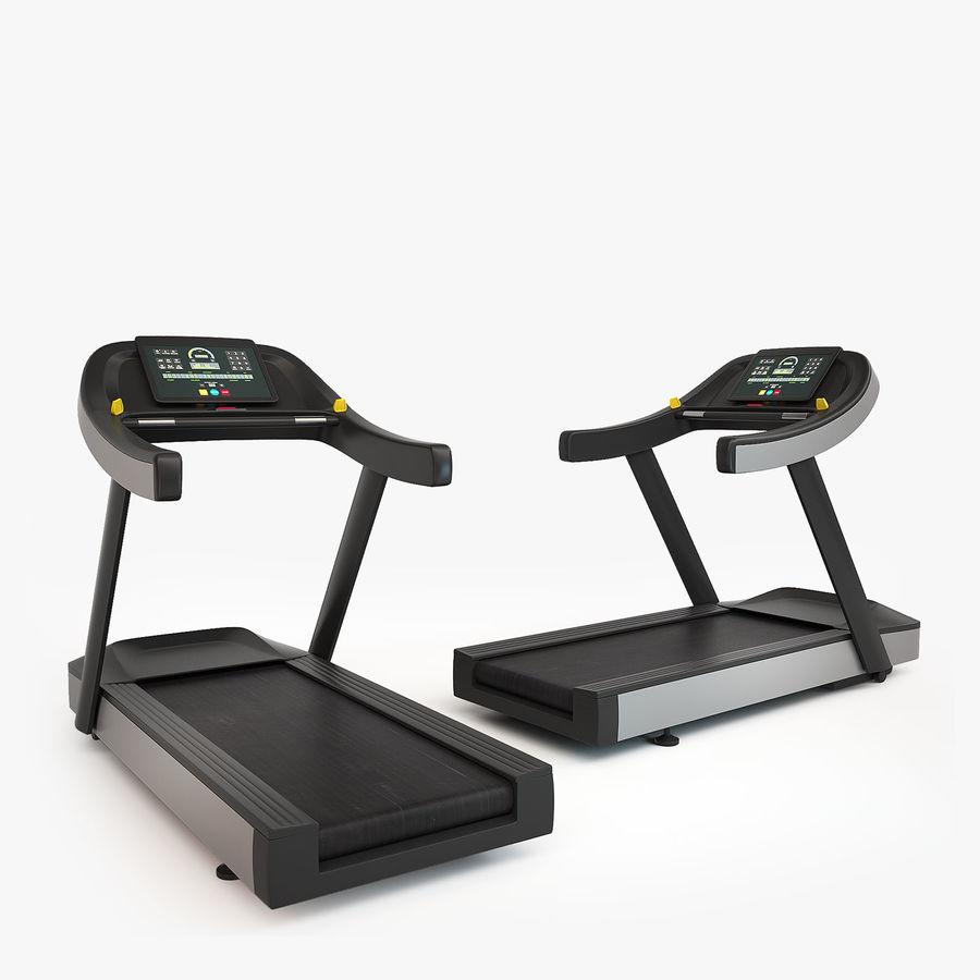 Wyposażenie siłowni royalty-free 3d model - Preview no. 9