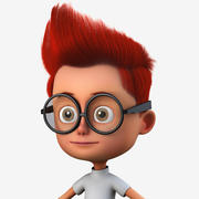 Cartoon Boy 3d model