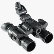 BNVD G Podwójna kontrola wzmocnienia Gan Pinnacle 3d model