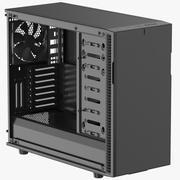 컴퓨터 케이스 3d model