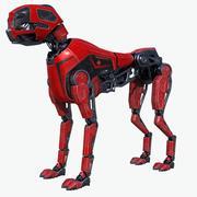 Robot hond 3d model
