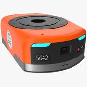 倉庫ロボット 3d model
