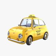 Taxi(1) 3d model