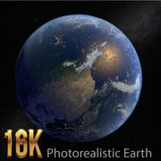 16k Earth Fotorrealista 3d model