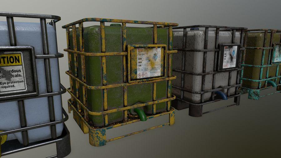 Zbiornik na wodę royalty-free 3d model - Preview no. 7
