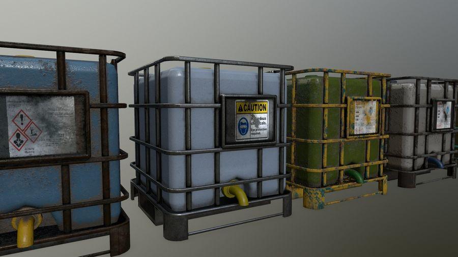 Zbiornik na wodę royalty-free 3d model - Preview no. 6