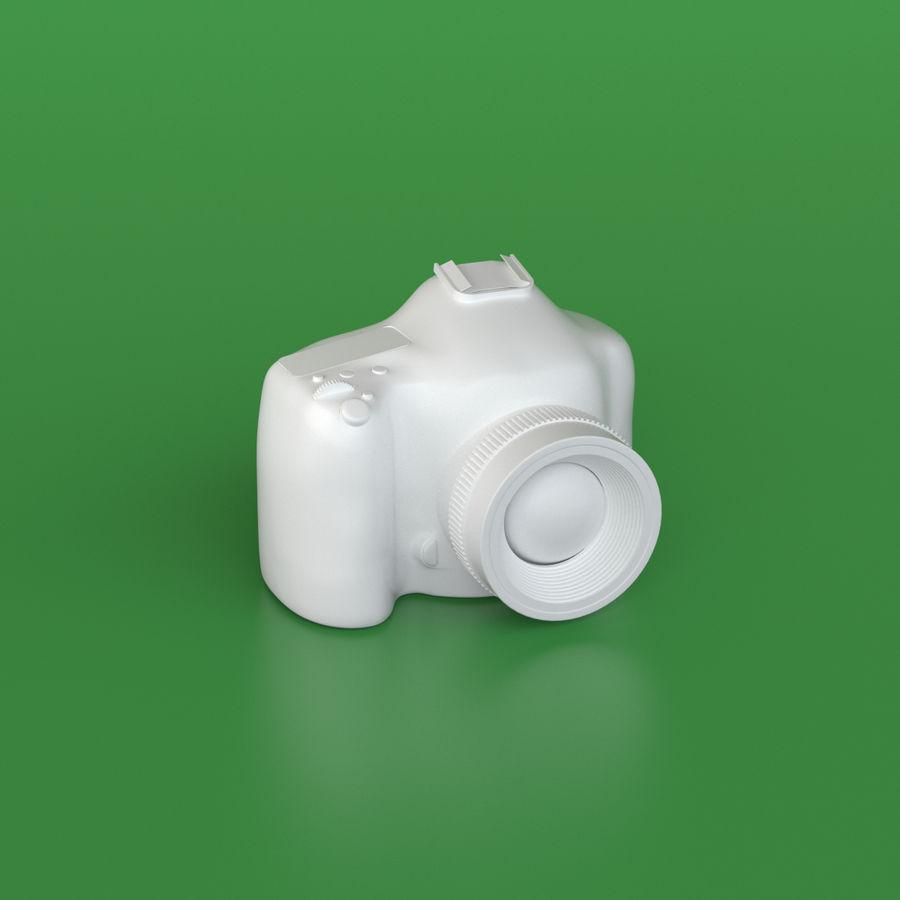 Kamera 5D royalty-free 3d model - Preview no. 1