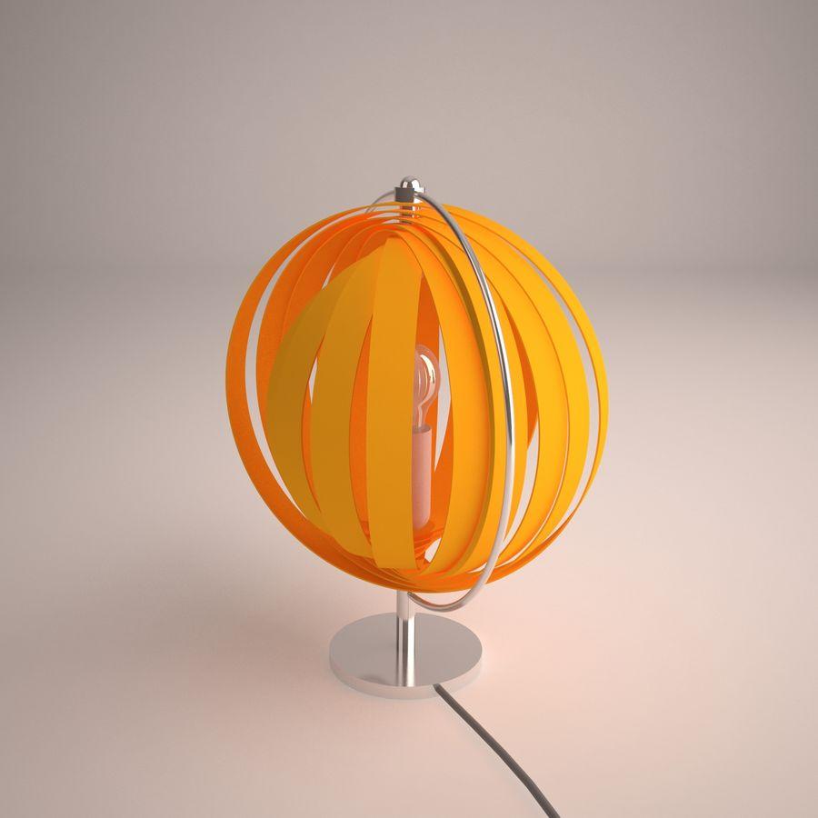 램프 머리맡의 태양 royalty-free 3d model - Preview no. 1