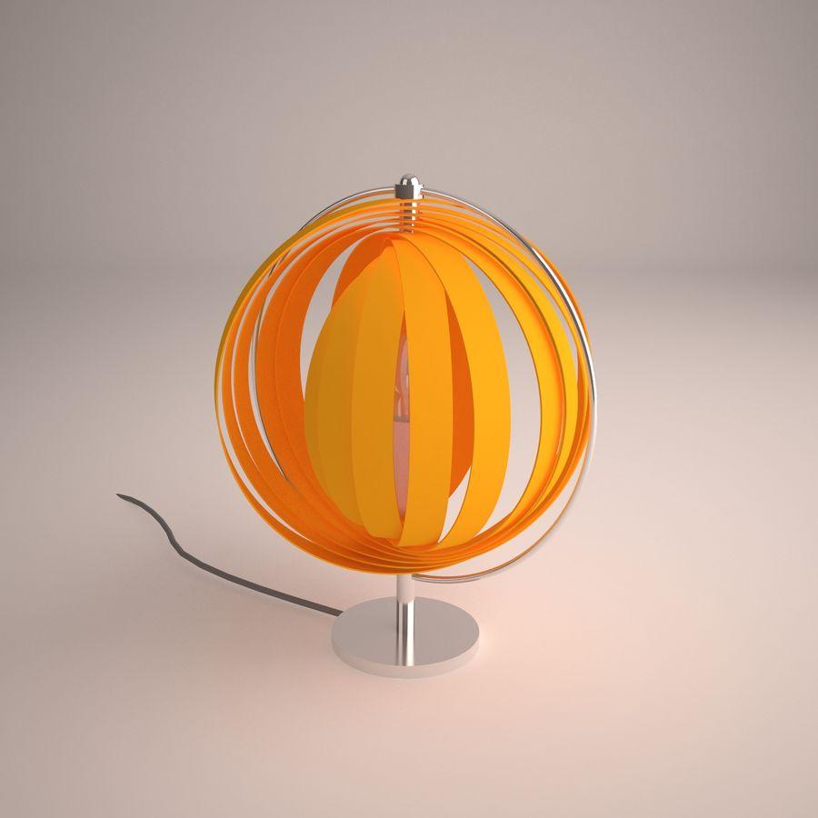램프 머리맡의 태양 royalty-free 3d model - Preview no. 3