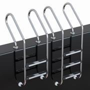 Pool Ladder Aquaviva Mixta MX 3d model