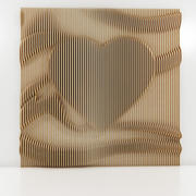 drewniana miłość 3d model