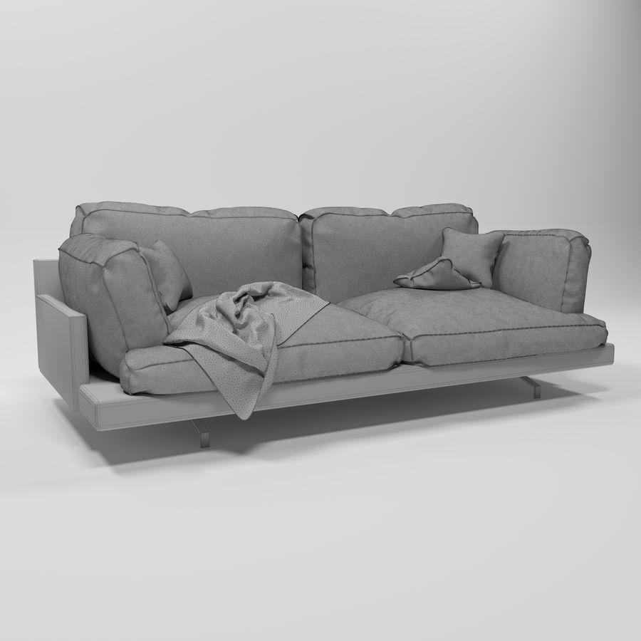 家具类 royalty-free 3d model - Preview no. 5