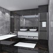 Badezimmer 3d model