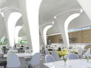 蛇形画廊餐厅 3d model