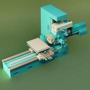 工作機械 3d model