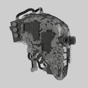 Robotics MC 3d model