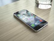 iPhone SE 3d model