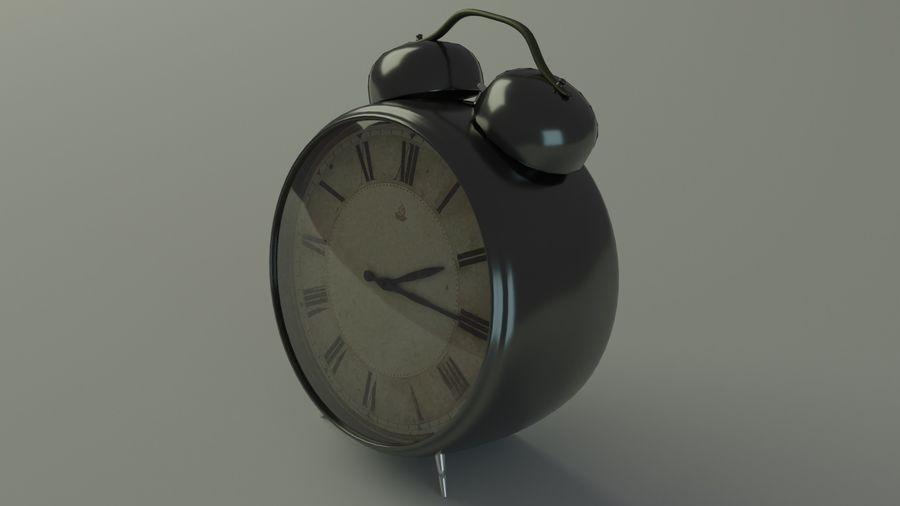 탁상 시계 royalty-free 3d model - Preview no. 1
