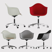 Herman Miller_Eames Task Chairs 3d model