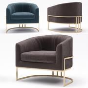 Tub Chair 3d model