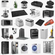 Appareils ménagers Collection de modèles 3D 2 3d model