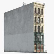 Edifício New York 29 Howard Street 3d model
