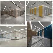 Hiss korridorsamling 3d model