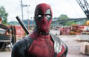 Modello 3D realistico di Deadpool Movie Replica 3d model