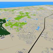 КОЛУМБИЯ, НЬЮ-ЙОРК, 3D МОДЕЛЬ 3d model