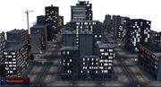 Night City A1 3d model