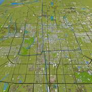 Beijing City 3d model