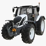 Serie Valtra N 2018 02 modelo 3d