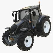 Serie Valtra N 2018 03 modelo 3d