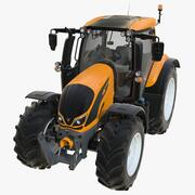 Serie Valtra N 2018 04 modelo 3d