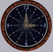 Uhr 3d model