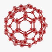 Fullerene(1) 3d model