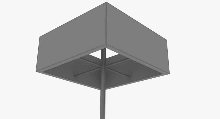 Ontmoetingspunt teken royalty-free 3d model - Preview no. 4
