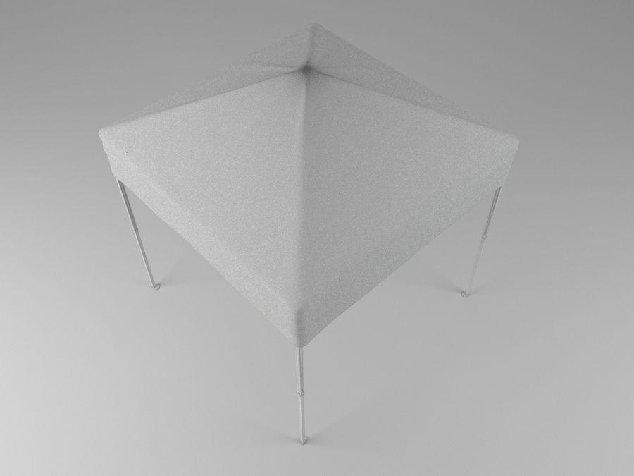 이벤트 텐트 4x4 3D 모델 3D 모델 royalty-free 3d model - Preview no. 24