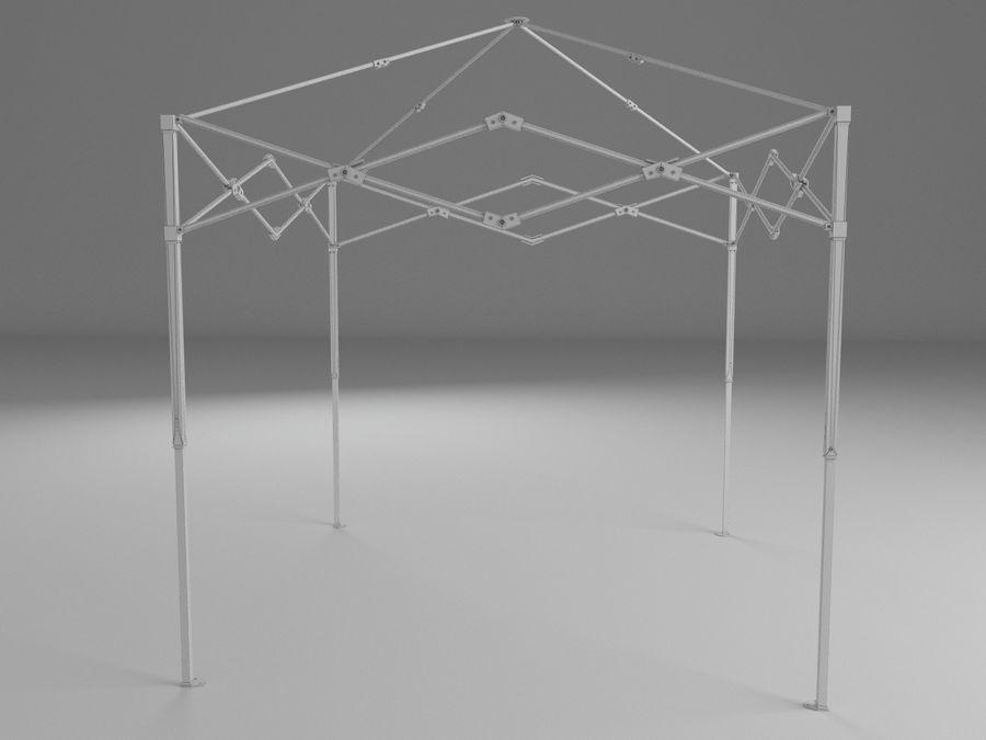 이벤트 텐트 4x4 3D 모델 3D 모델 royalty-free 3d model - Preview no. 33