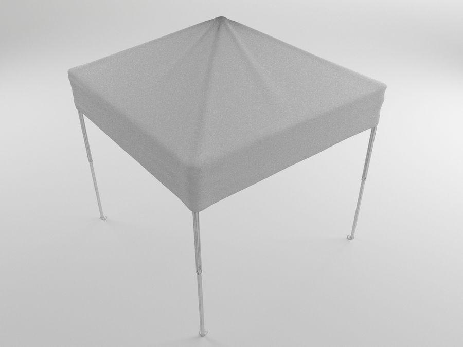이벤트 텐트 4x4 3D 모델 3D 모델 royalty-free 3d model - Preview no. 17