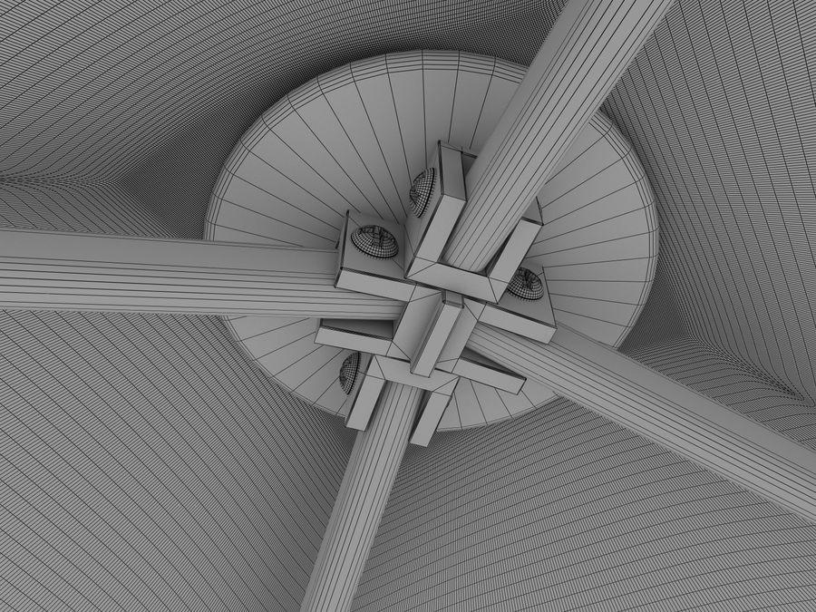 이벤트 텐트 4x4 3D 모델 3D 모델 royalty-free 3d model - Preview no. 27