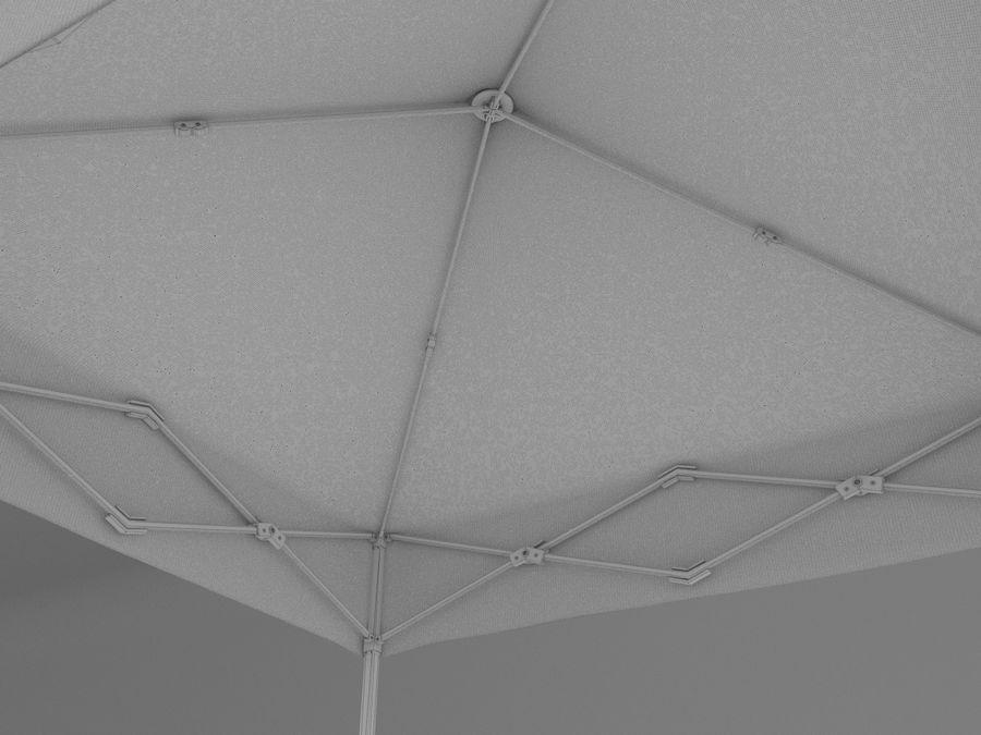 이벤트 텐트 4x4 3D 모델 3D 모델 royalty-free 3d model - Preview no. 26