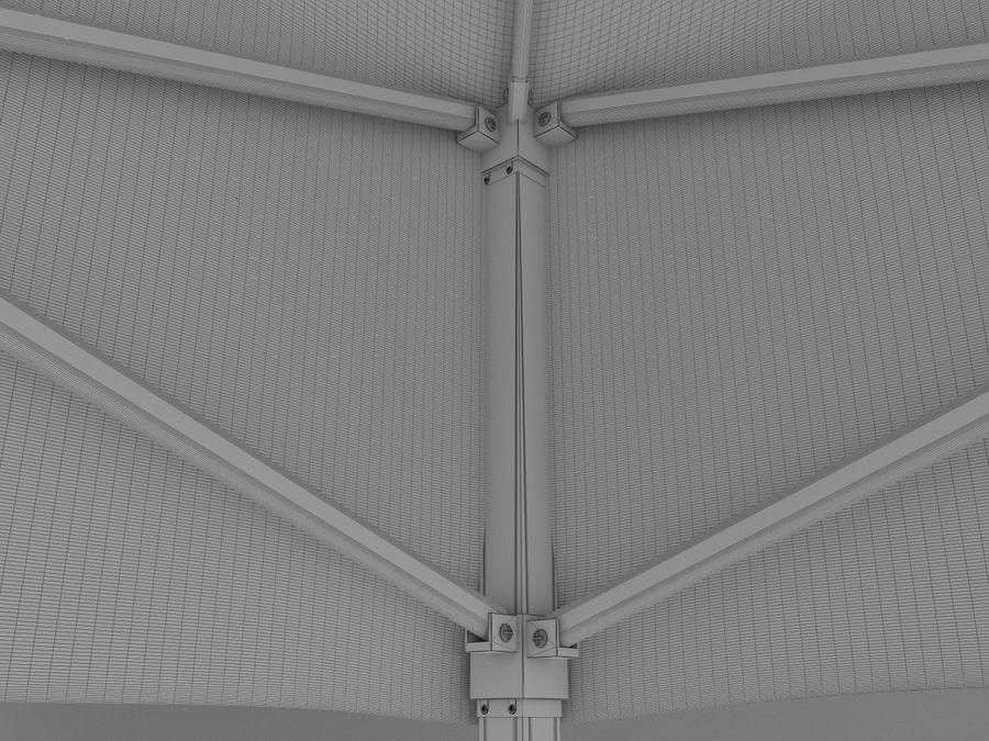 이벤트 텐트 4x4 3D 모델 3D 모델 royalty-free 3d model - Preview no. 28