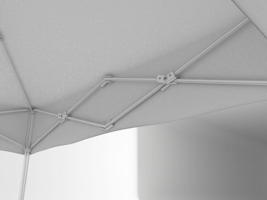 이벤트 텐트 4x4 3D 모델 3D 모델 royalty-free 3d model - Preview no. 25