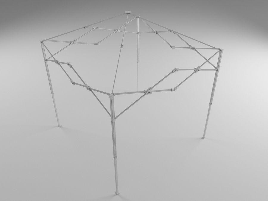 이벤트 텐트 4x4 3D 모델 3D 모델 royalty-free 3d model - Preview no. 31