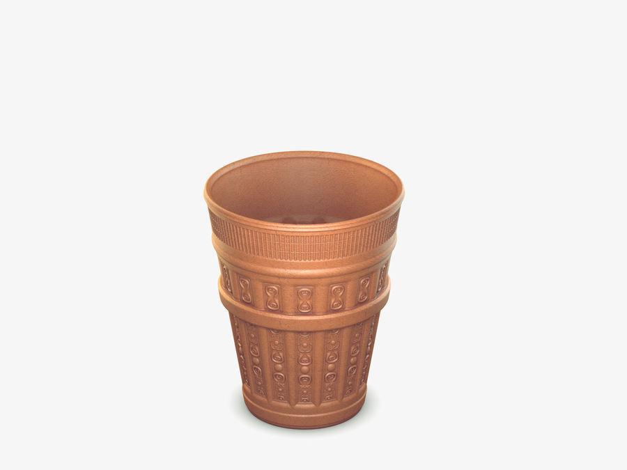 Plant Pot royalty-free 3d model - Preview no. 7