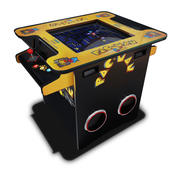 Classic Arcade Game Machine - Cocktail Table 3d model