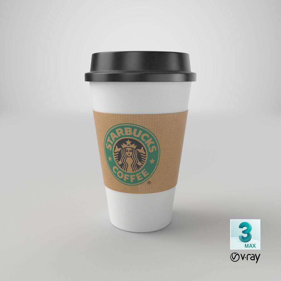Tasse à café royalty-free 3d model - Preview no. 16