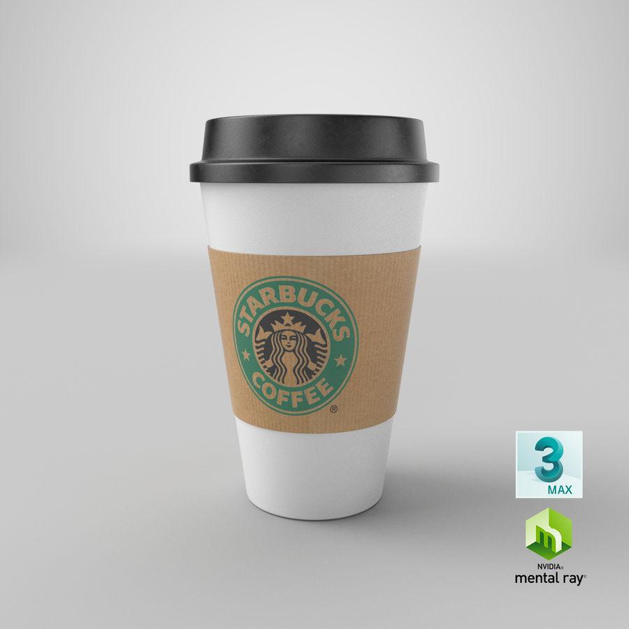 Tasse à café royalty-free 3d model - Preview no. 17